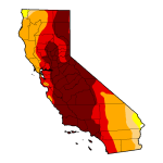 Drought Map - April 14, 2015