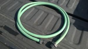 6 foot hose segment