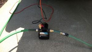 1500 GPH Utility Pump
