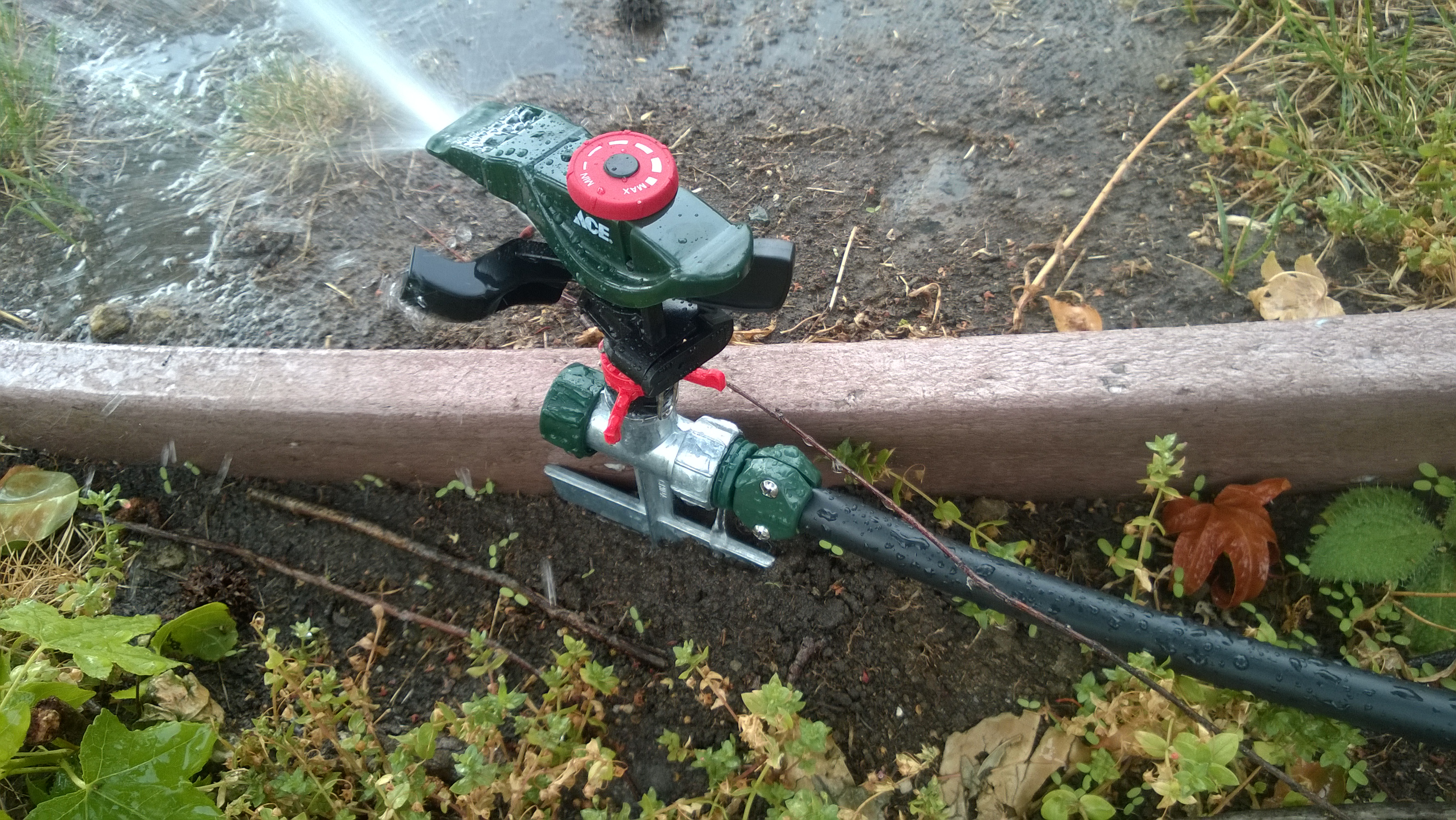 DIY How To Build a Garden Hose from Drip Irrigation Parts