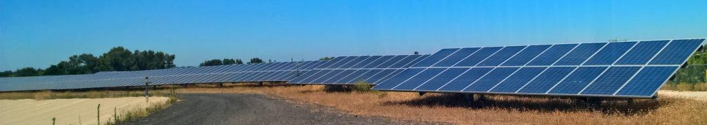 1MW solar array built by Solar City.