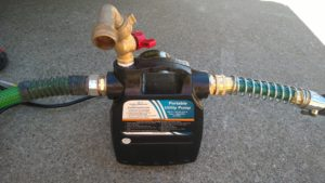 Hydrostar Pump From Harbor Freight