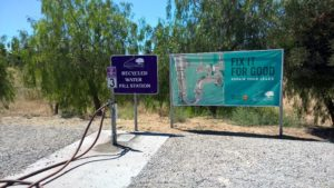 City of Brentwood Recycled Water Fill Station