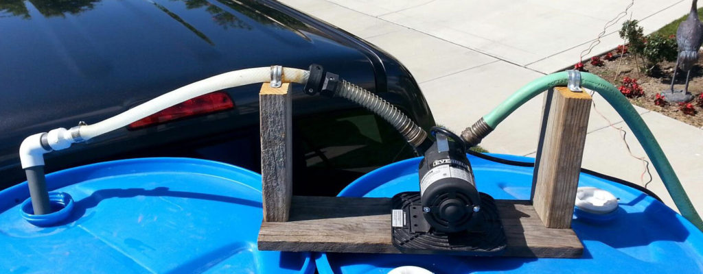 """Everbilt pump used in """"Oakley Resident Conserves 30% on Water Bill..."""""""